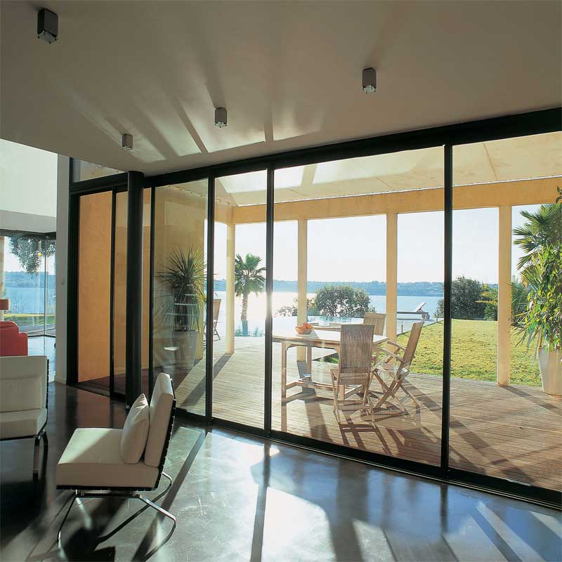Folding Sliding Door Company Leeds: Showroom