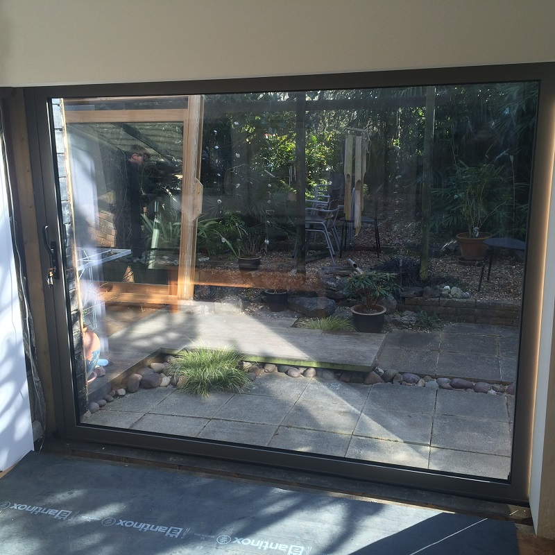 Aluminium sliding patio doors harrogate reveal for Aluminium patio doors