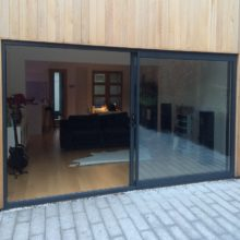 Aluminium Sliding Patio Doors - Leeds - West Yorkshire