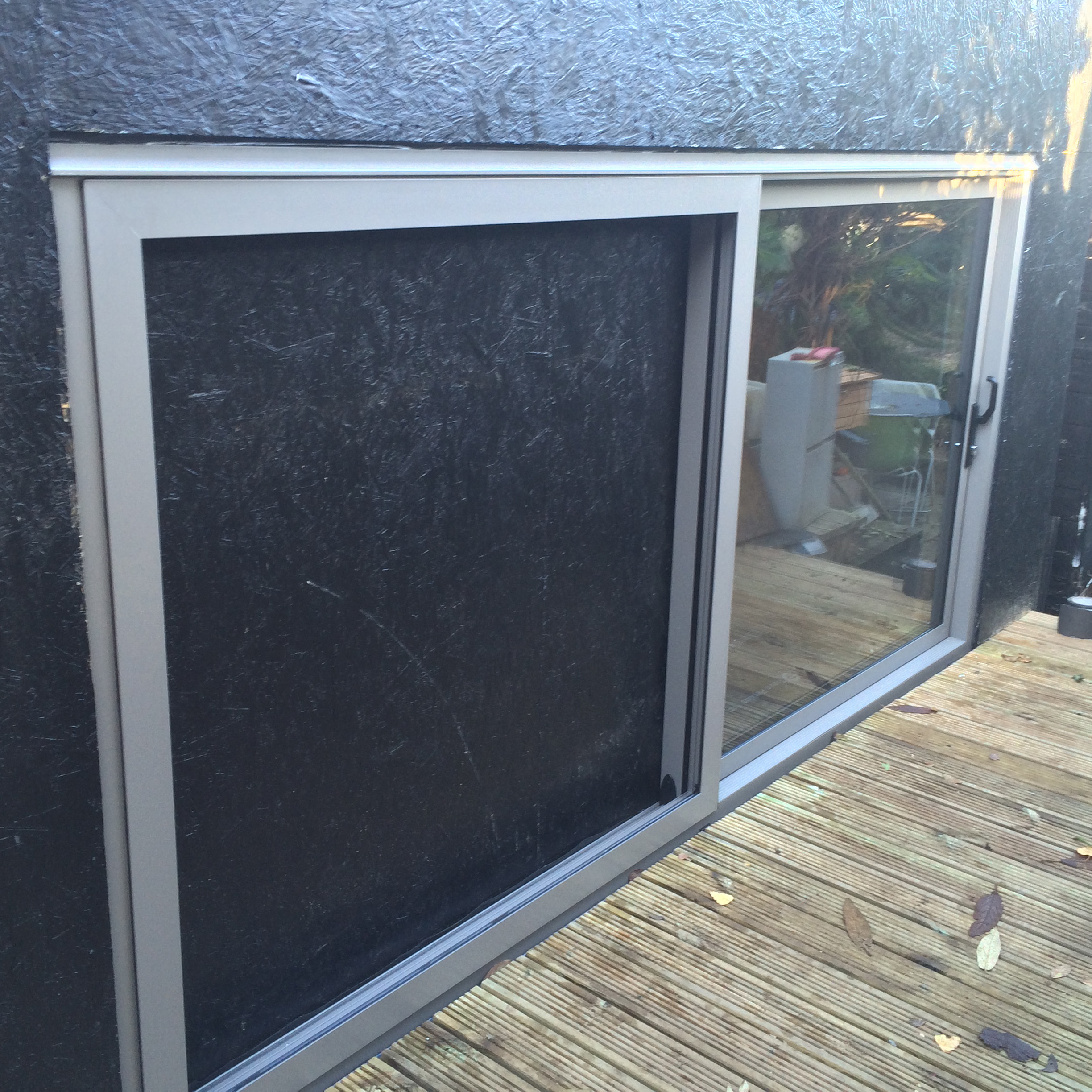 Aluminium sliding patio doors harrogate reveal for Patio doors uk