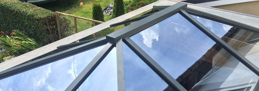 Aspect Roof Lantern External View