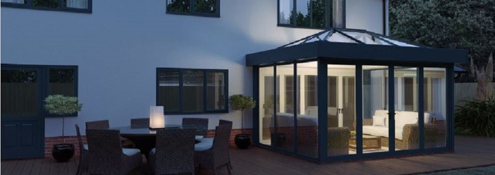 Aspect Roof Lanterns Aluminium