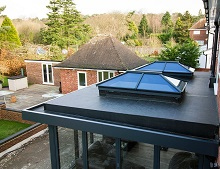 Aspect Roof Lanterns Two Together