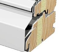 Alu-Clad Doors and Windows Low Maintenance