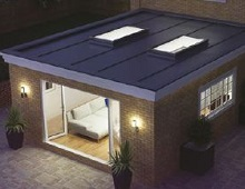 Flat Roof Lights Side by Side
