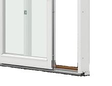 Alu-Clad Sliding Doors