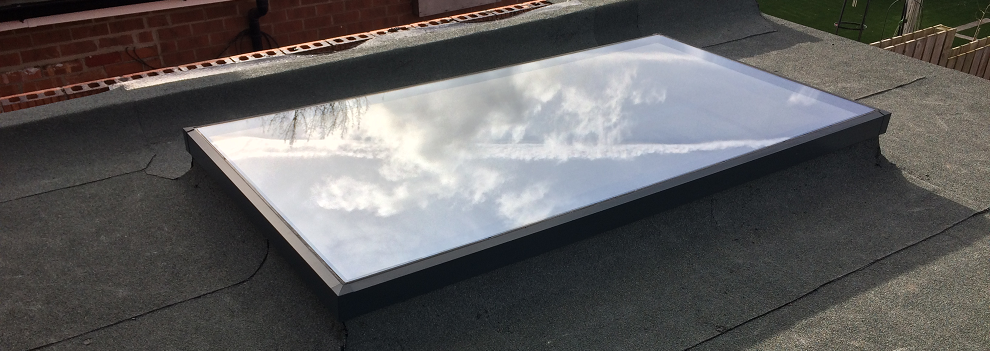 Vision Flat Roof Light