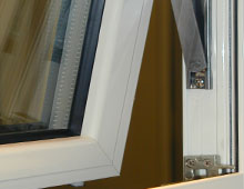 Secure Closing Aluminium Casement Windows