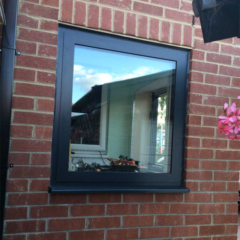 Aluminium Casement Windows - Leeds - West Yorkshire