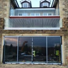 Aluminium sliding doors - Harrogate - North Yorkshire