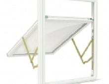 Alu-Clad Top Hung Reversible Windows