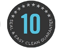 Seal and Easy Clean Guarantee