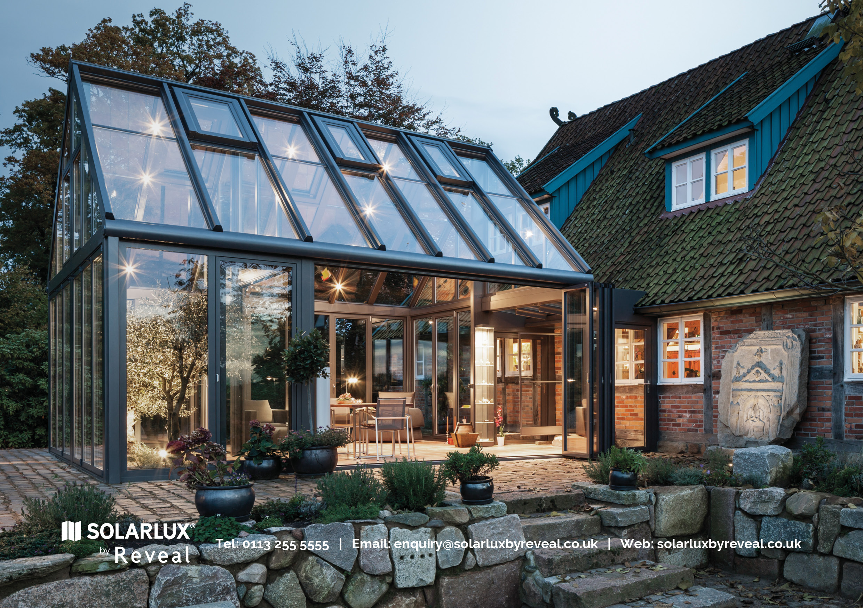 Wintergardens, Solarlux, Glass Extensions